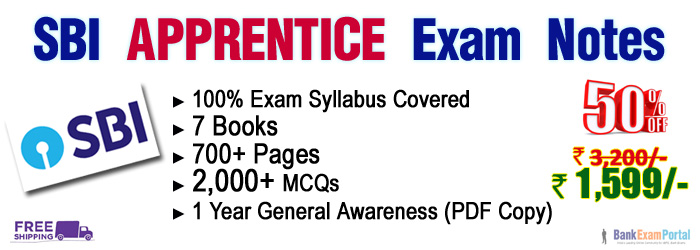 SBI CLERK Exam Study Notes