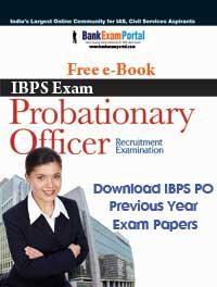 Sbi probationary officer exam syllabus 2014 pdf