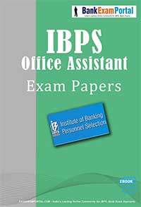 Download Free E-Books for IBPS, SBI, Bank Examinations