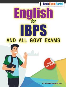 EBOOK PDF BANK IBPS ENGLISH