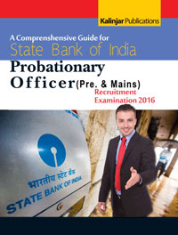 SBI PO GUIDE BOOK
