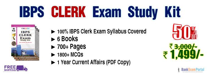 IBPS CLERK Study Notes