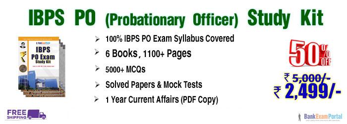 IBPS-PO-Study-Kit
