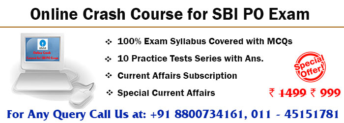 Online-Crash-Course-for-SBI-PO-Exam