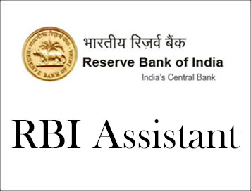 RBI Assistant Recruitment Exam