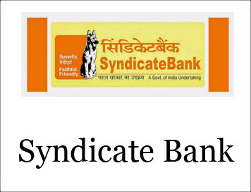 Syndicate Bank PO 2019 - Syndicate Bank PO Notification