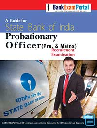 Download) SBI Bank PO Guide: Free E-Book   BANK EXAM PORTAL